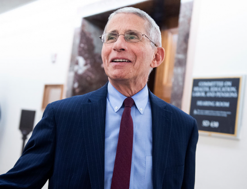 Online event with Dr. Anthony Fauci | The John Adams Institute